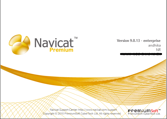 Navicat Premium 9.0.13 Full Version