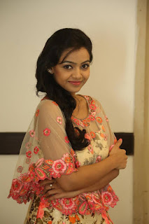 Actress Nithya Shetty Stills in Floral Dress at Padesave Audio Launch CelesbsNext 252813