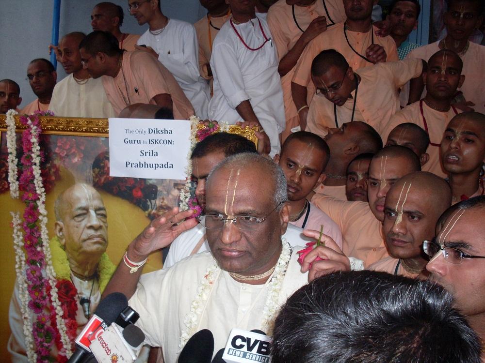 iskcon bangalore, iskcon mumbai, ISKCON Bangalore President, Madhu Pandit Dasa