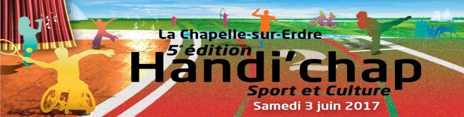 """Blog des Journées """"Sports et Handicap"""" à La Chapelle sur Erdre"""