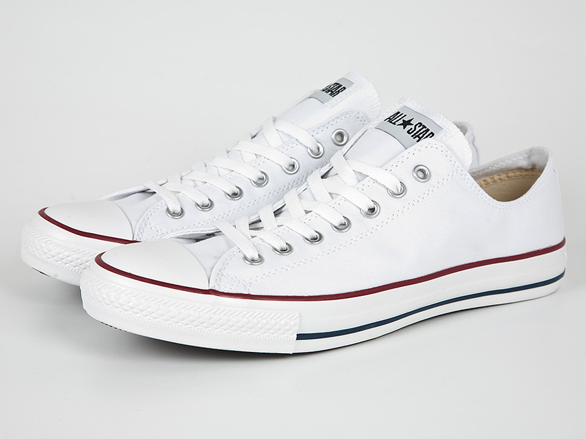 white all star converses