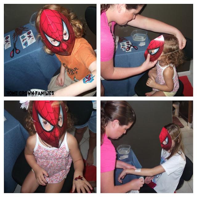 #SpiderManWMT , movie, dvd, The Amazing Spider Man, Walmart, spiderman games, tattoos