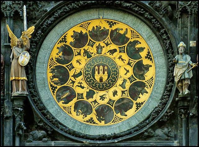 Google Doodle Rayakan Hari Jadi 'Jam Astronomi Praha' Yang Ke 605
