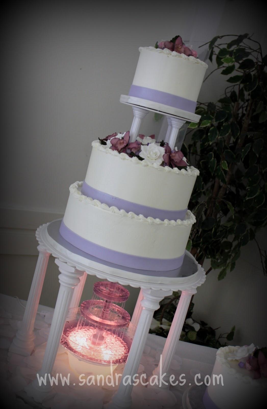 Sandra s Cakes Latest Fabulous Wedding Cakes