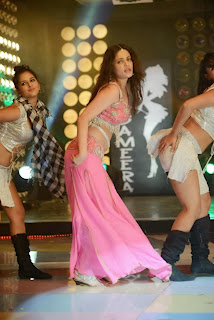 Sneha Ullal  Pictures for Ding Dong Item Song in Action 3D Telugu Movie ~ Celebs Next