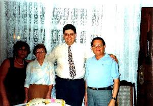 ANIVERSÁRIO DA MAMÃE DO PASTOR