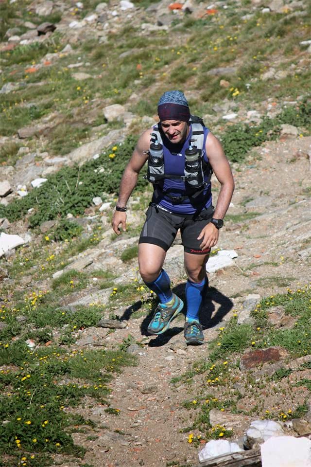 Riaza trail running. Riaza Trail Challenge