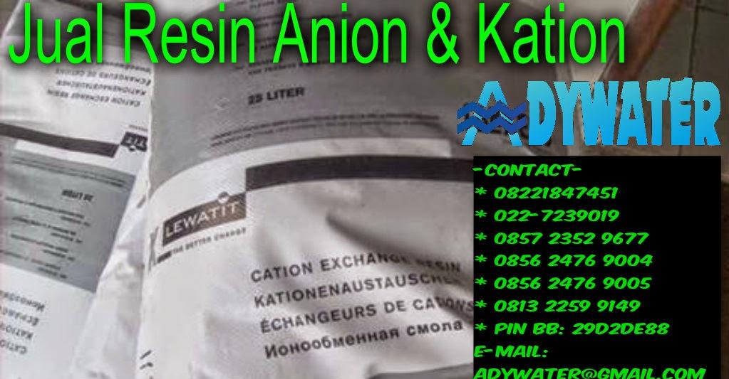 Jual Resin Kation - adywater.com