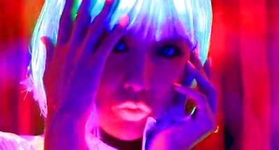 Kan Mi Youn blacklights