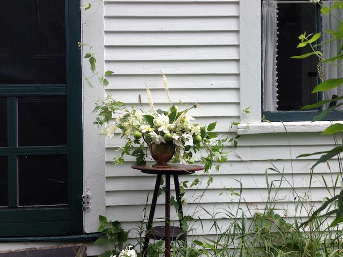 Copa de flores Amy Merrick
