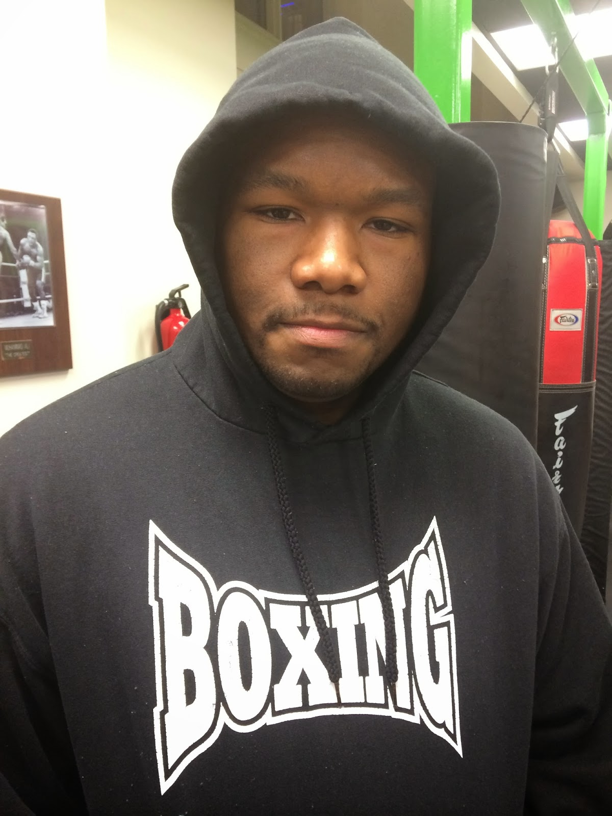 MMA in the DMV: DCBFIT - Michael Parker