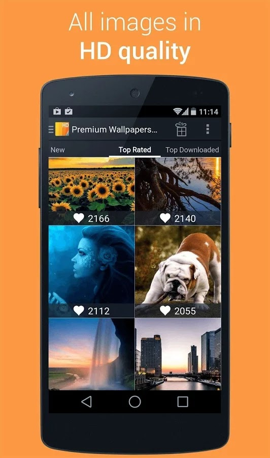 Premium Wallpapers HD Premium v3.3.1