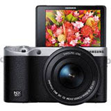 SAMSUNG MIRRORLESS DIGITAL CAMERA NX500