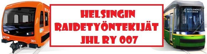 HELSINGIN RAIDETYÖNTEKIJÄT JHL ry 007