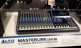 Masterlink Live image from Bobby Owsinski's Big Picture production blog