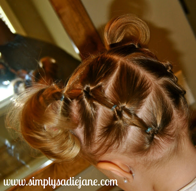 Simply Sadie Jane MORE Fun And Creative TODDLER HAIRSTYLES - Hairstyles for short hair little girl