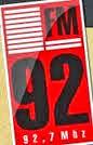 ouvir a Rádio 92 FM 92,7 Timbó SC
