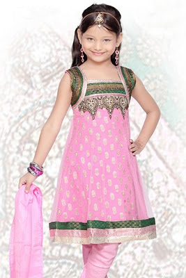 Pretty-Pink-Kids-Anarkali-Suit