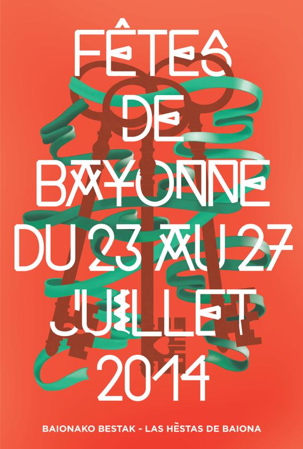les Fêtes de Bayonne 2014