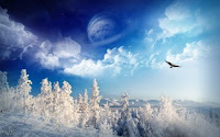 Beautiful winter Puzzle