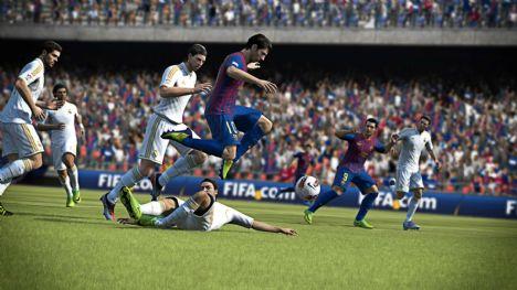 Fifa 2013 incelemesi ve yeni gelen özellikler