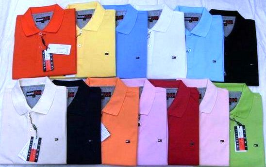 Camisetas Polo Tommy Miami Orlando