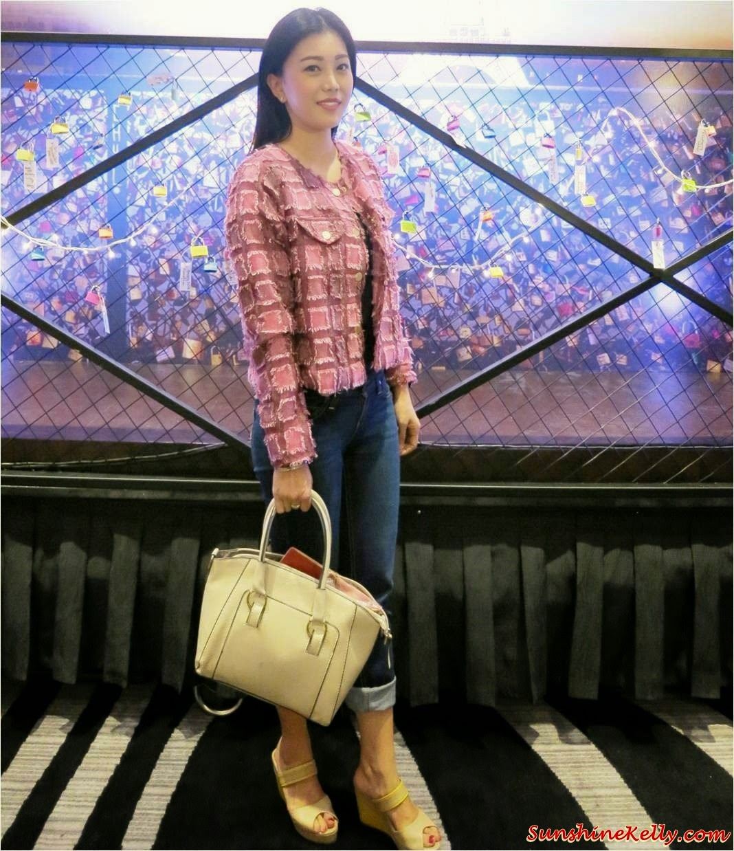 Pink Jacket from Corshacomo, Pink Jacket from Corshacomo, pink jacket, Corshacomo, Dong JK, OOTD, Corshacomo, korean fashion trend, korean style, ulzzang style, corshacomo, Dong JK, OOTD, Corshacomo, korean fashion trend, korean style, ulzzang style