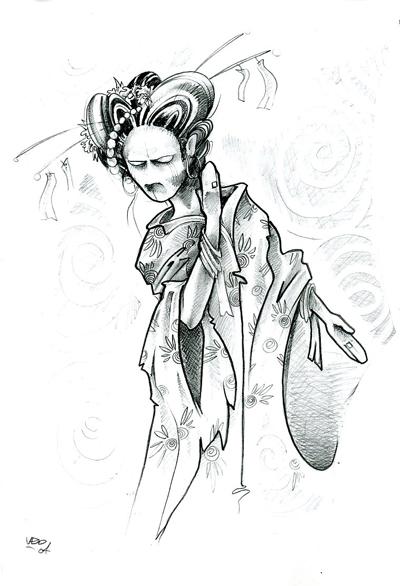 Â�ミネコ Ã�クス Ɨ�本 Ueo S Style Sketchbook Vol 1