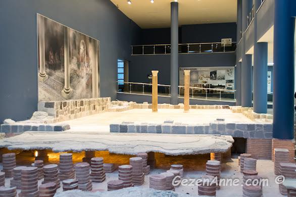 Roma hamamı, Hatay Arkeoloji Müzesi