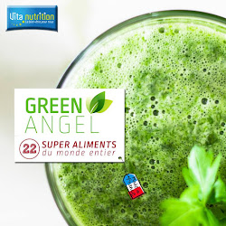 22 super aliment Green Angel
