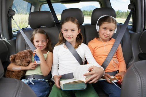 travel with children long trips
