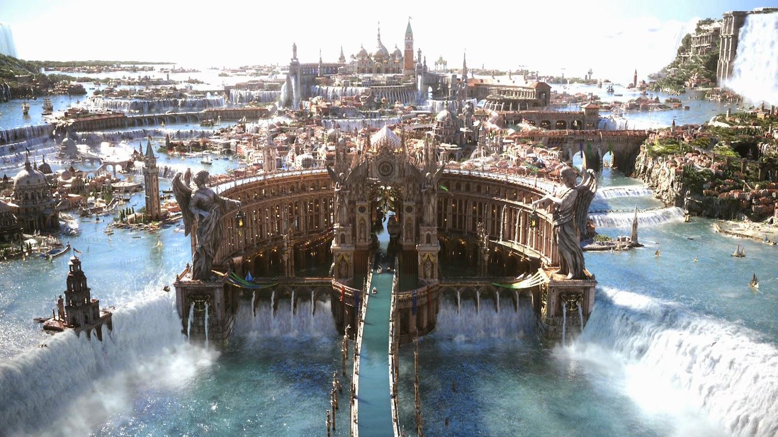 Los mundos fantásticos de Final Fantasy