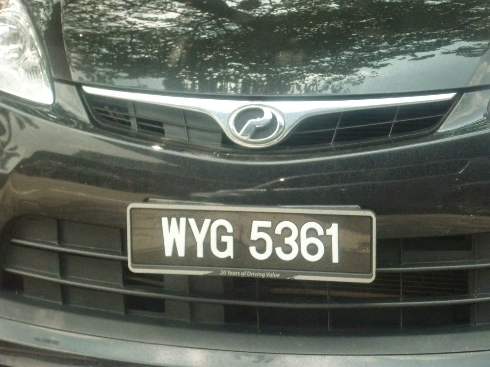 david 3816: JPJ to act on fancy number plate