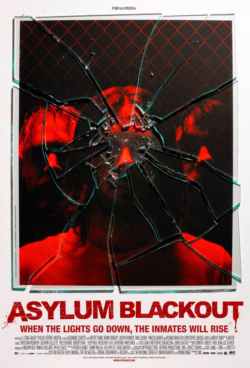 The Incident - Asylum Blackout  (2011) tainies online oipeirates