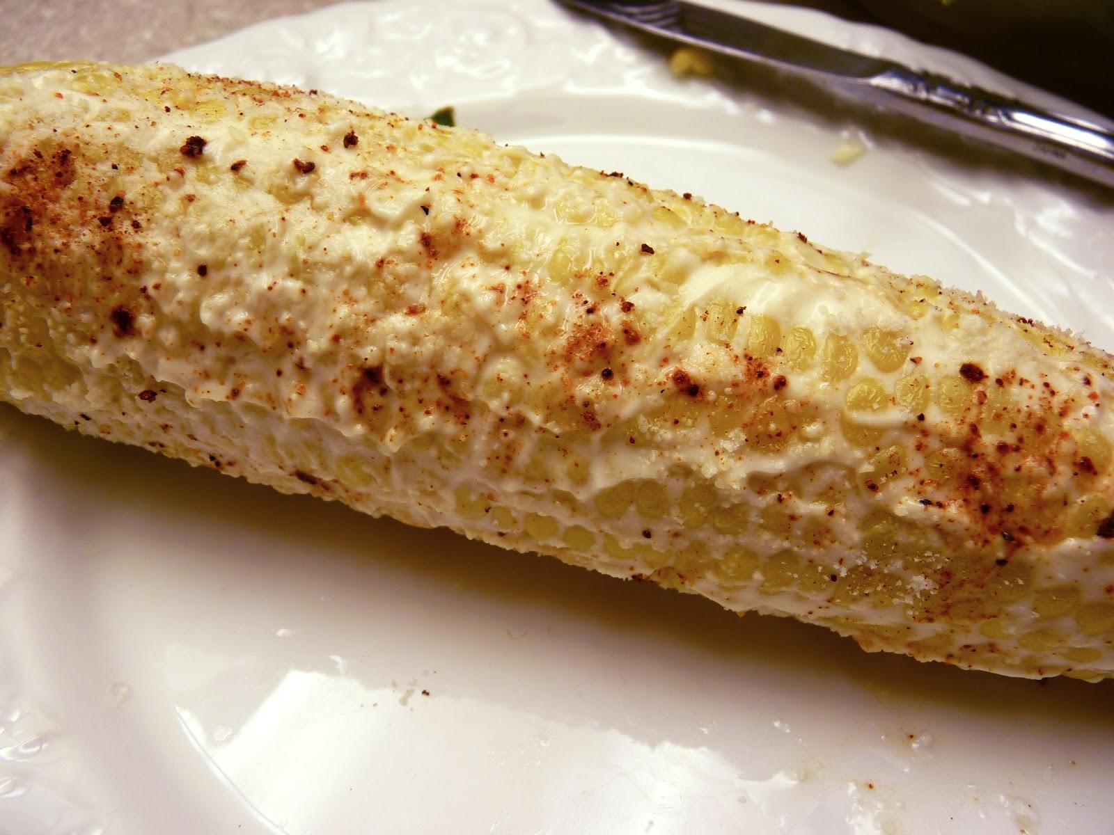 amelia.mary: I Made Southwest Corn on the Cob