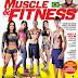 Gracyanne Barbosa, Alice Matos e Jonas Sulzbach são capa da Muscle & Fitness