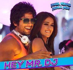 HEY MR. DJ LYRICS - Phata Poster Nikla Hero