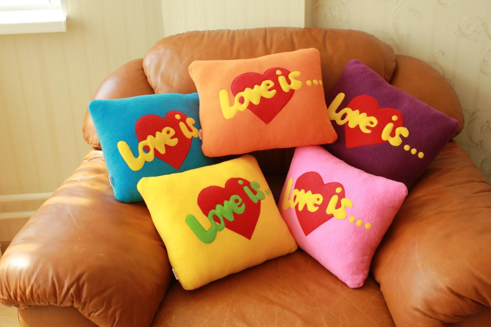 Подушки для детей в подарок