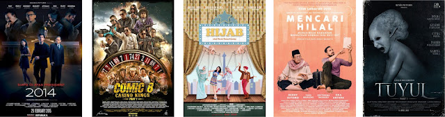 2014 Comic 8 Casino Kings Hijab Mencari Hilal Tuyul Part 1