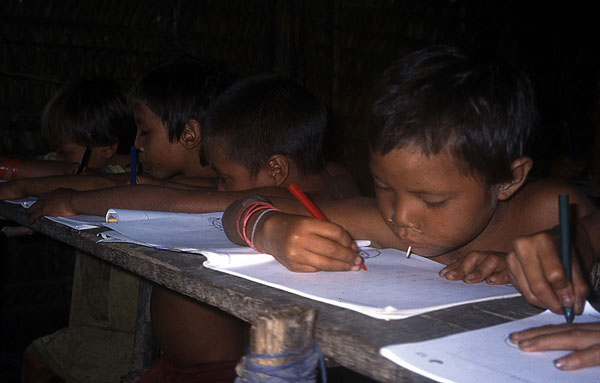a discussion of napoleon chagnons writings about yanomami villages The yanomami scandal napoleon chagnon's sometime teacher and longtime tierney indicts the harmful effects of chagnon's activities among the yanomami.