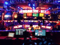At the main feature table on Day 5 of the 2011 WSOP Main Event