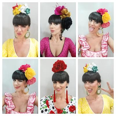 Tendencias en moda flamenca y complementos 2015