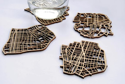 Creative Coasters and Unusual Coaster Designs (15) 4