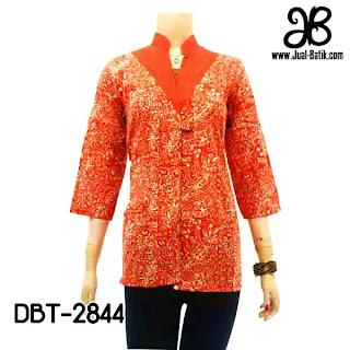 Blouse Batik Wanita DBT-2844
