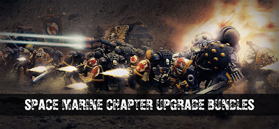 Space Marine Chapter Upgrade Bundles