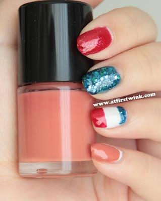 koninginnedag nagels | Queensday nails