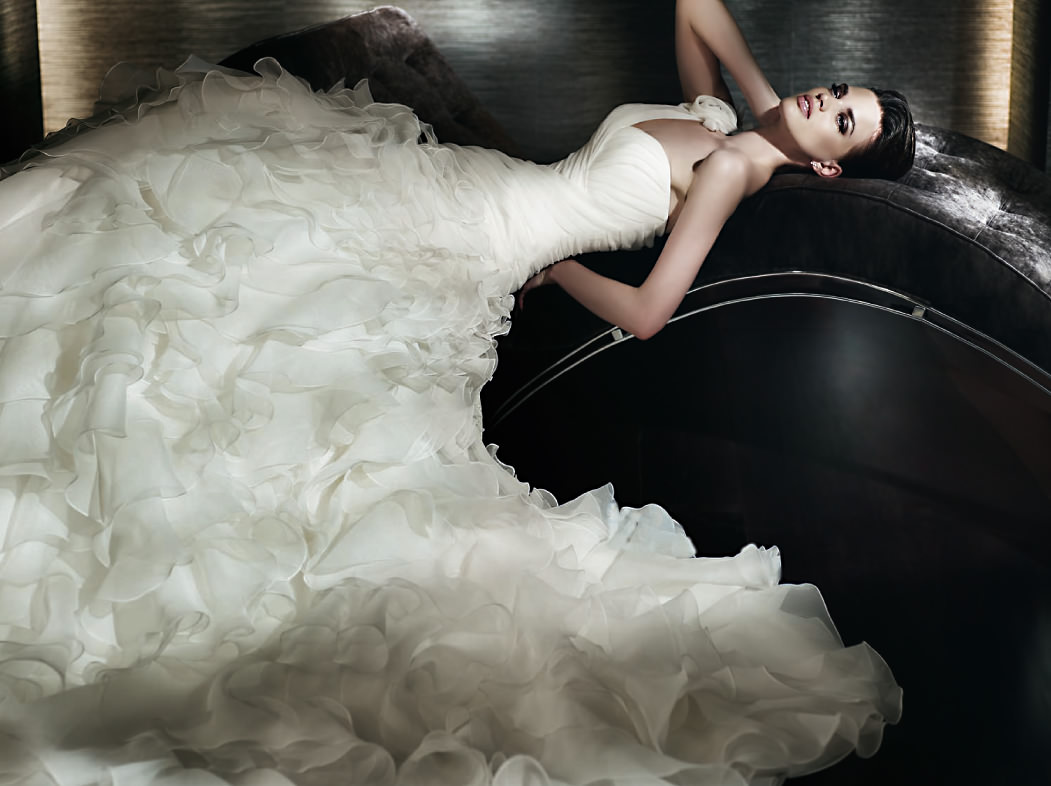 San Patrick Ball Gown Collection 2011: