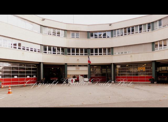 Fire station Versailles