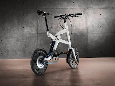 i Pedelec Bmw new Concept Bike HD Wallpaper