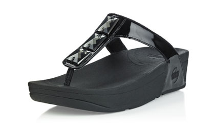2012 New FitFlops sculpting shoes with Pietra Top US Size:5 6
